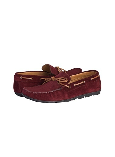 Kiğılı Ayakkabı Bordo